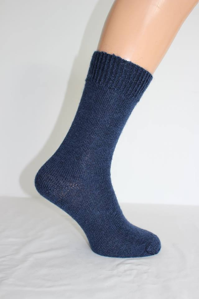 Walking shoe sock - Mohair